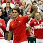 Thể thao - Federer, Murray đại thắng (V1 Davis Cup ngày 1)