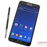Galaxy Note 3 Neo giá rẻ trình làng