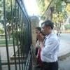 Mùng Một, nước mắt rơi trước cổng nhà Đại tướng
