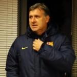 Bóng đá - Martino cay đắng với trận thua của Barca