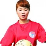 Bóng đá - Con gái đá bóng