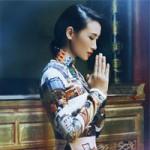 Thời trang - Huyền Trang duyên dáng lễ chùa cầu an