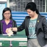 Tin tức trong ngày - Thủ tướng Thái Lan bỏ phiếu nhầm