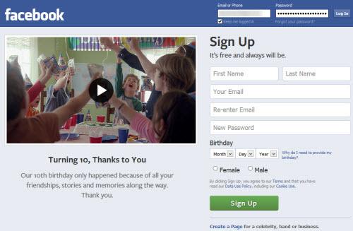 tải mạng xã hội Facebook mới nhất hiện nay