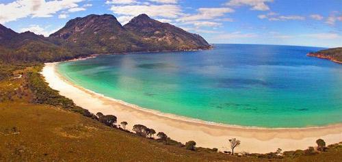 Tới Úc thăm vịnh tuyệt đẹp hình ly rượu - 7