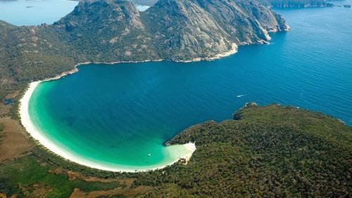 Tới Úc thăm vịnh tuyệt đẹp hình ly rượu - 3