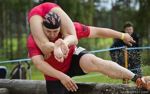 10 môn thể thao kỳ lạ nhất thế giới - 5