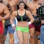 Thể thao - Sốc với cơ bắp cuồn cuộn của mỹ nhân đua xe