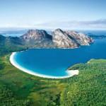 Du lịch - Tới Úc thăm vịnh tuyệt đẹp hình ly rượu