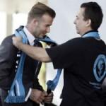Bóng đá - Beckham khiến CĐV M.U nóng mắt