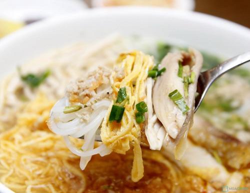 Thang - cuốn tôm thịt, món ăn lạ mà quen - 1