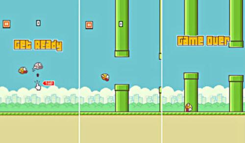 """Flappy Bird: """"Chỉ là hiệu ứng nhất thời!"""" - 1"""
