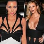 Thời trang - Kim Kardashian gợi cảm đến tức mắt!