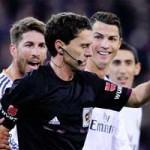Bóng đá - Trọng tài đuổi Ronaldo bị phạt nặng
