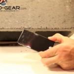 Thời trang Hi-tech - Video: Thử độ bền màn hình iPhone 6 bằng bê tông