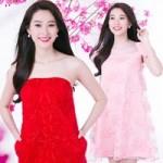 """Thời trang - Hoa hậu Thu Thảo: """"Mặc đẹp không khó!"""""""
