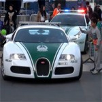 Ô tô - Xe máy - Bugatti Veyron của cảnh sát Dubai bắt đầu vận hành