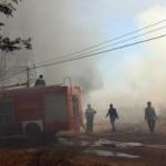 Tin tức trong ngày - Hỏa hoạn nghiêm trọng, 5 nhà dân bị thiêu rụi