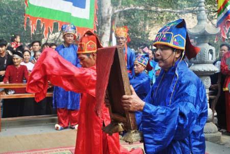 Tưng bừng Lễ hội rước Cá Thần xứ Thanh - 3