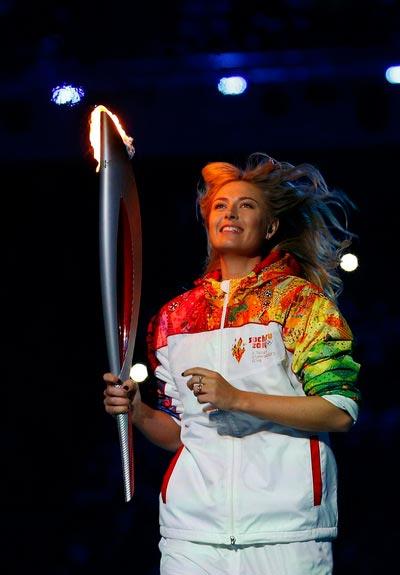"""""""Sự cố"""" tại lễ khai mạc Olympic Sochi 2014 - 4"""