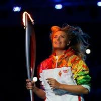 """""""Sự cố"""" tại lễ khai mạc Olympic Sochi 2014"""