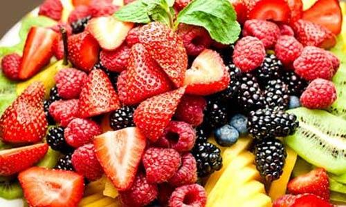 7 trái cây giúp bạn trẻ lâu - 1