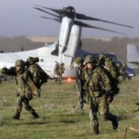 Mỹ cam kết bảo vệ Nhật đến cùng trước TQ