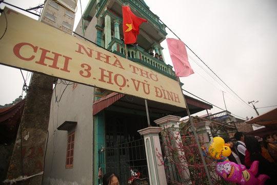 Ngày hội của làng nhiều tiến sĩ nhất Việt Nam - 9