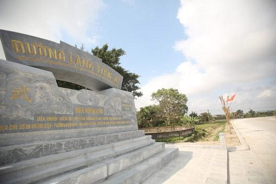 Ngày hội của làng nhiều tiến sĩ nhất Việt Nam - 10