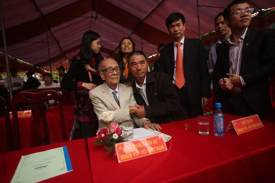Ngày hội của làng nhiều tiến sĩ nhất Việt Nam - 4