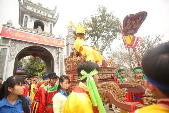 Ngày hội của làng nhiều tiến sĩ nhất Việt Nam - 7