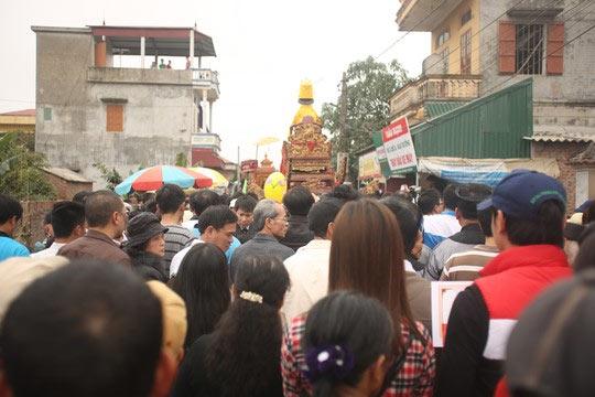 Ngày hội của làng nhiều tiến sĩ nhất Việt Nam - 8