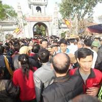 Ngày hội của làng nhiều tiến sĩ nhất Việt Nam