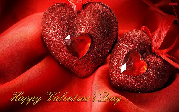 Valentine và những bí mật thú vị