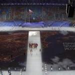 Thể thao - Lễ khai mạc Olympic hoành tráng ở Sochi