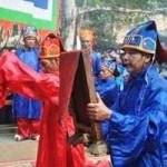 Du lịch - Tưng bừng Lễ hội rước Cá Thần xứ Thanh