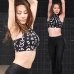 Ca nhạc - MTV - Ngân Khánh khoe eo thon trên sàn tập