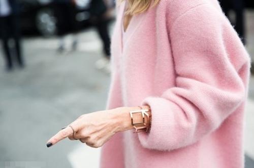 Mặc màu hồng thế nào cho ngày Valentine? - 14