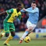 Bóng đá - Norwich - Man City: Kịch tính tới phút cuối