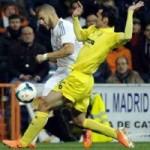 Bóng đá - Real – Villarreal: Cơn mưa bàn thắng