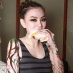 Ca nhạc - MTV - Thu Thủy ăn vội chống đói trước giờ thi