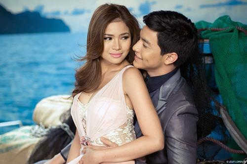 Nàng Xử nữ quyến rũ của showbiz Philippines - 4