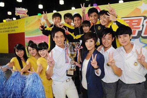 Đặc sắc phim phá án TVB - 8