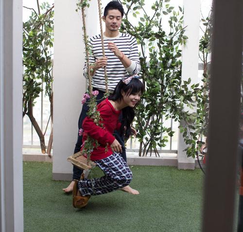 Thái Trinh hát thay nỗi niềm hội độc thân - 4