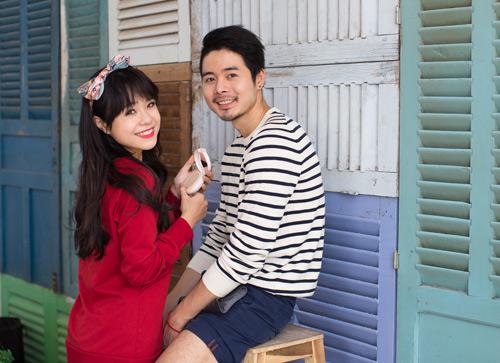 Thái Trinh hát thay nỗi niềm hội độc thân - 6