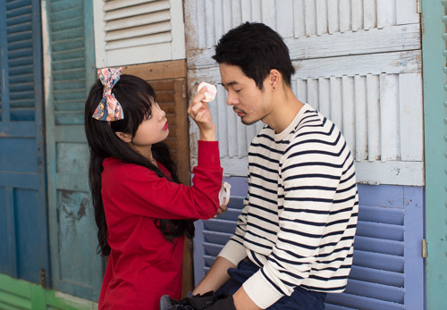 Thái Trinh hát thay nỗi niềm hội độc thân - 5