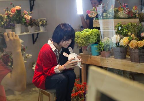 Thái Trinh hát thay nỗi niềm hội độc thân - 2