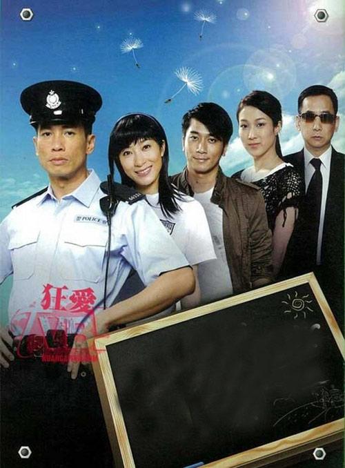 Đặc sắc phim phá án TVB - 5