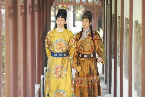 Đặc sắc phim phá án TVB - 1