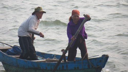 Những lão ngư trên dòng Nhật Lệ - 1